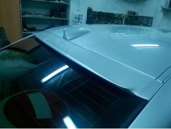 Козырек (бленда) заднего стекла BMW 5 series E60