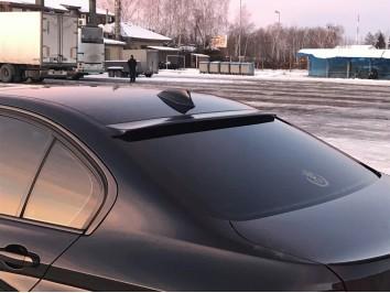 Козырек (бленда) заднего стекла BMW 3 series F30