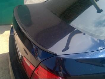 Лип-спойлер (сабля) для BMW 5 series F10