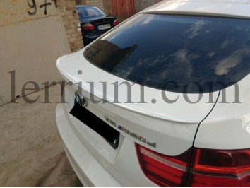 Спойлер (сабля) крышки багажника BMW X6