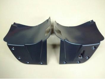 Подкрылки (локера) бампера М BMW 5 series E39