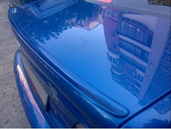 М-спойлер на крышку багажника BMW 5 series E39