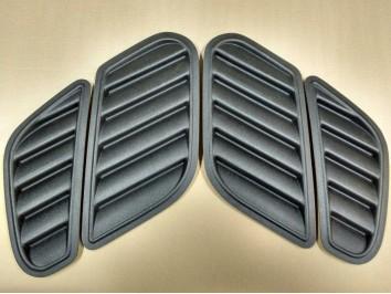 Жабры в капот BMW 3 series E46