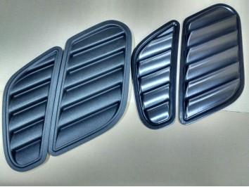 Жабры в капот BMW 5 series E39